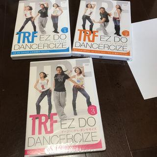 TRF ダンササイズDVD 未使用含むセット