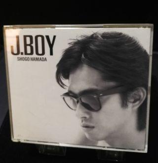 浜田省吾 J.BOY  2CD 送料無料