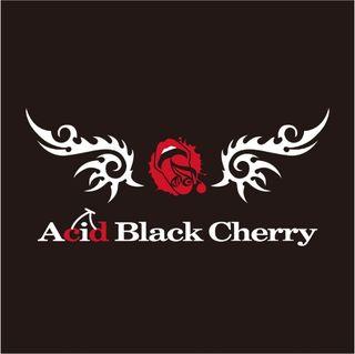 Acid Black Cherryカッティングステッカー