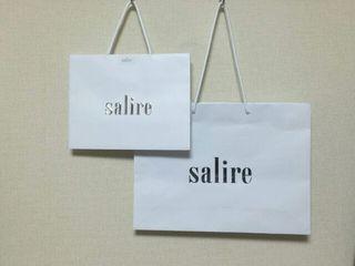 Salireショッパー中小セット