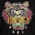 KENZOパーカー 刺繍ロゴ KC-33