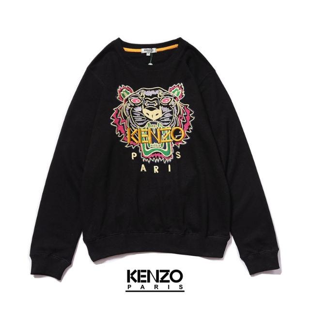 KENZOパーカー 刺繍ロゴ KC-33(KENZO(ケンゾー) ) - フリマアプリ&サイトShoppies[ショッピーズ]