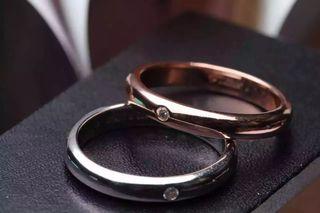国内発送 Tiffanyティファニー 可愛い指輪リング2色