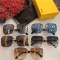 フェンデイ紫外線カット サングラス メガネ
