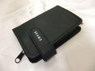 【新品】BEAMS★ビームス★ミニ財布付き キーケース