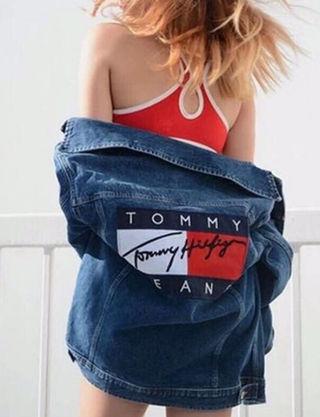 トミー tommy デニムジャケット