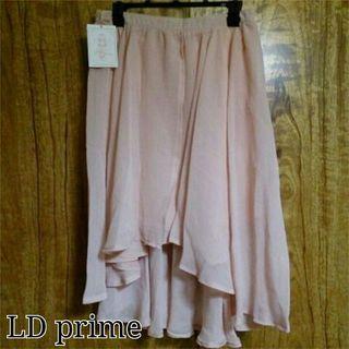 LD primeアシンメトリースカート