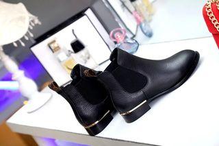 本革靴 2017ローファー 美品