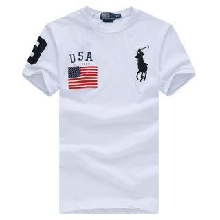 大人気 高品質 ポロ・ラルフローレンTシャツ メンズ