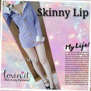 Skinny Lip紫