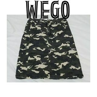 WEGO カモフラスカート