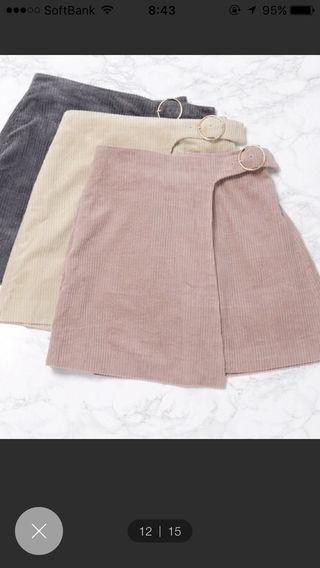 chicoの台形スカートマジェスティックレゴン ジーナシス