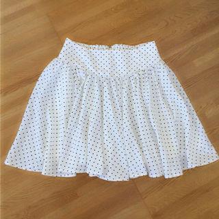 ヘザードットスカート