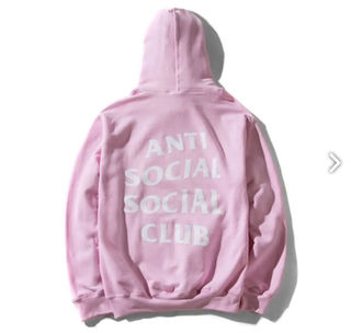 超美品anti social social club