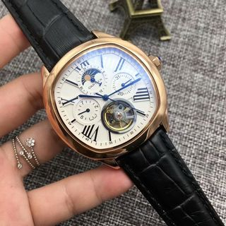 新品大人気 カルティエ  自動巻き 腕時計 送料無料