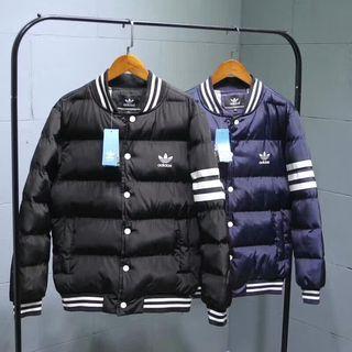 今年新品 Adidas 外套新品 ダウンコート