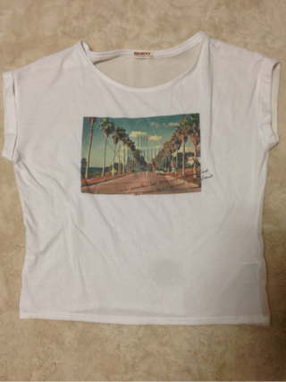WEGOTシャツ