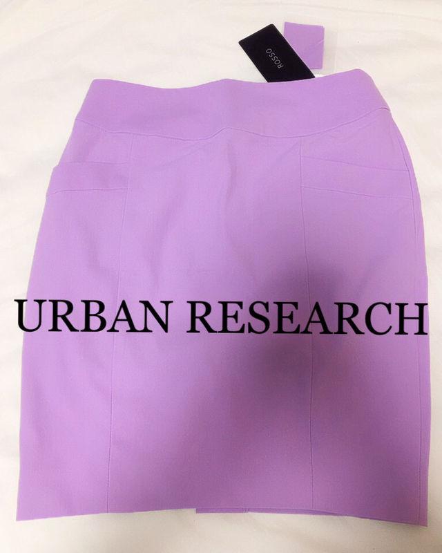定価12,960円サイドポケット風タイトスカート(URBAN RESEARCH(アーバンリサーチ) ) - フリマアプリ&サイトShoppies[ショッピーズ]