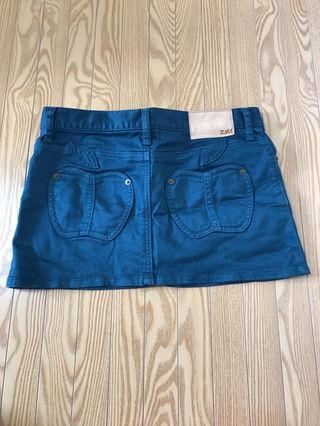 x-girlりんごポケットミニスカート!size1