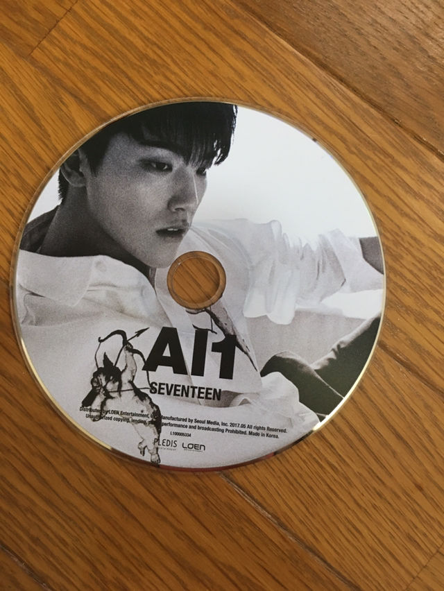 SEVENTEEN*Al1*CD - フリマアプリ&サイトShoppies[ショッピーズ]