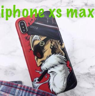 iphone xs max ケース 亀仙人 グッチ コラボ