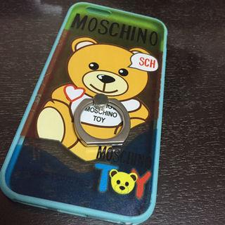 即発送!モスキーノiPhoneケース