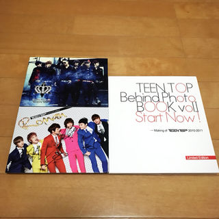 TEENTOP サイン入りCD フォトブック
