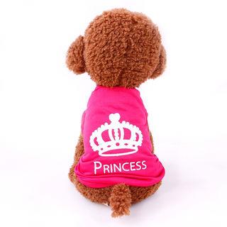 L かわいいペット服 犬服 プリンセス 最安値