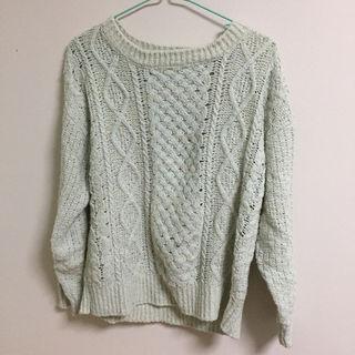 【レディース処分】NICE CLAUP セーター