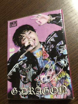 BIGBANG G-DRAGON 付箋