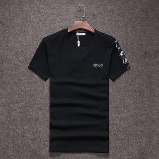 超人気 ヴェルサーチ Tシャツ 3色 赤入荷 国内発送