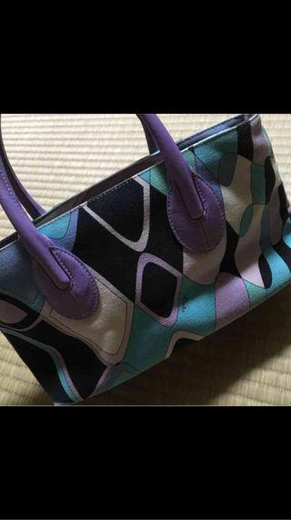 正規品 エミリオプッチ ハンドバッグ