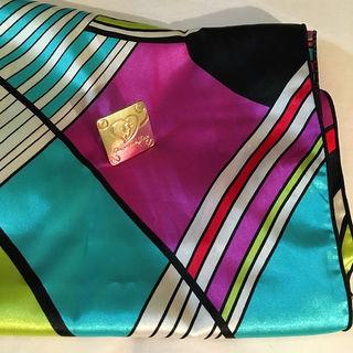 glamorous jane金具付きスカーフ?