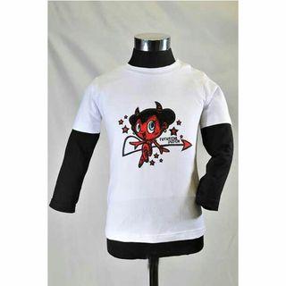 新品! ロングTシャツ ホワイト