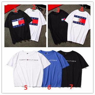 2点7035  国内発送 人気Tシャツ 男女兼用FU34