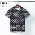 芸能人愛用  D&G  今季新作 Tシャツ  S-XL
