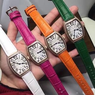 フランクミュラー レディース 腕時計