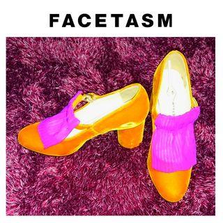facetasm パンプス 24cm ファセッタズム 靴