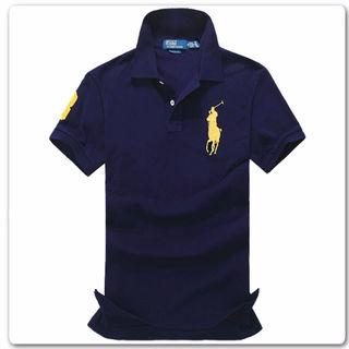 早い者勝ちポロ半袖シャツ メンズ 6色RLTX-025