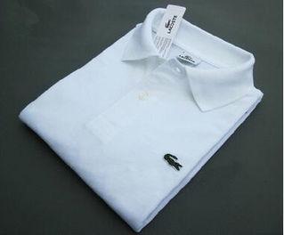 早い者勝ち Lacoste半袖シャツ 4色LTX-014