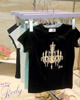 ちびRady90cm シャンデリアTシャツ