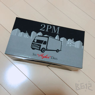 2PM トラック缶