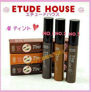 No.2ライトブラウンETUDE HOUSE眉ティント