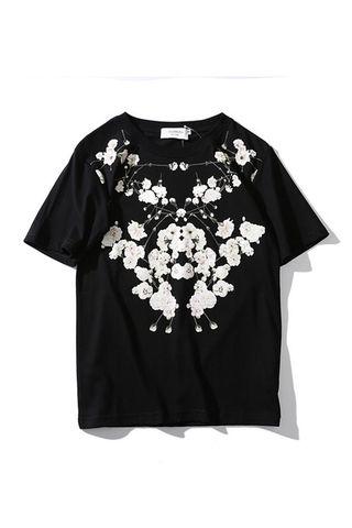 純綿 新品 半袖シャツ