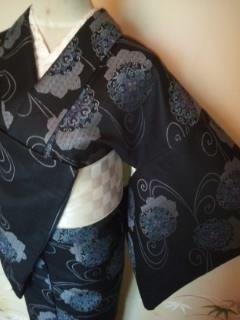黒◆ペルシャ*シックウール単157レタPチョー美品
