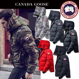 人気推薦 カナダグース ダウンジャケット防寒CG16