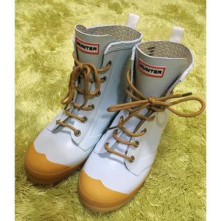 HUNTER ハンター 長靴 レインブーツ ブーツ 24cm