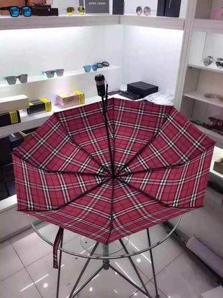 Burberry 折りたたみ傘 晴雨兼用 紫外線 UVカット