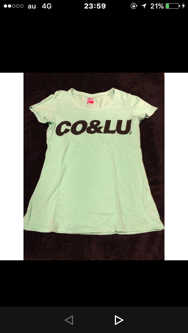 ブルムン ココルル ティーシャツ(COCOLULU(ココルル) ) - フリマアプリ&サイトShoppies[ショッピーズ]