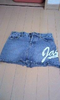 ジャッシー☆ミニスカート